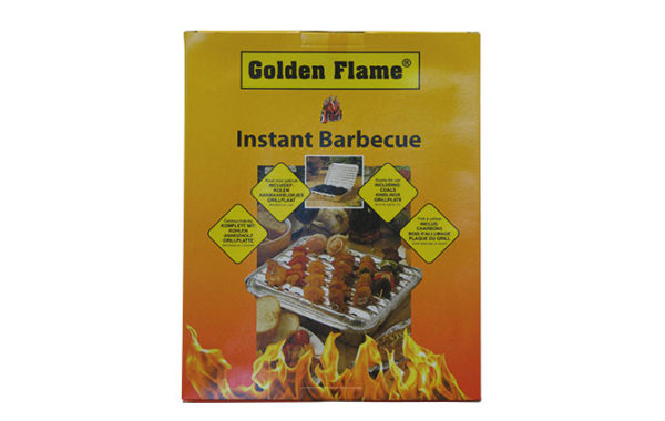 Instant barbecue