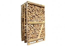 Kist ovengedroogd berkenhout 2m3